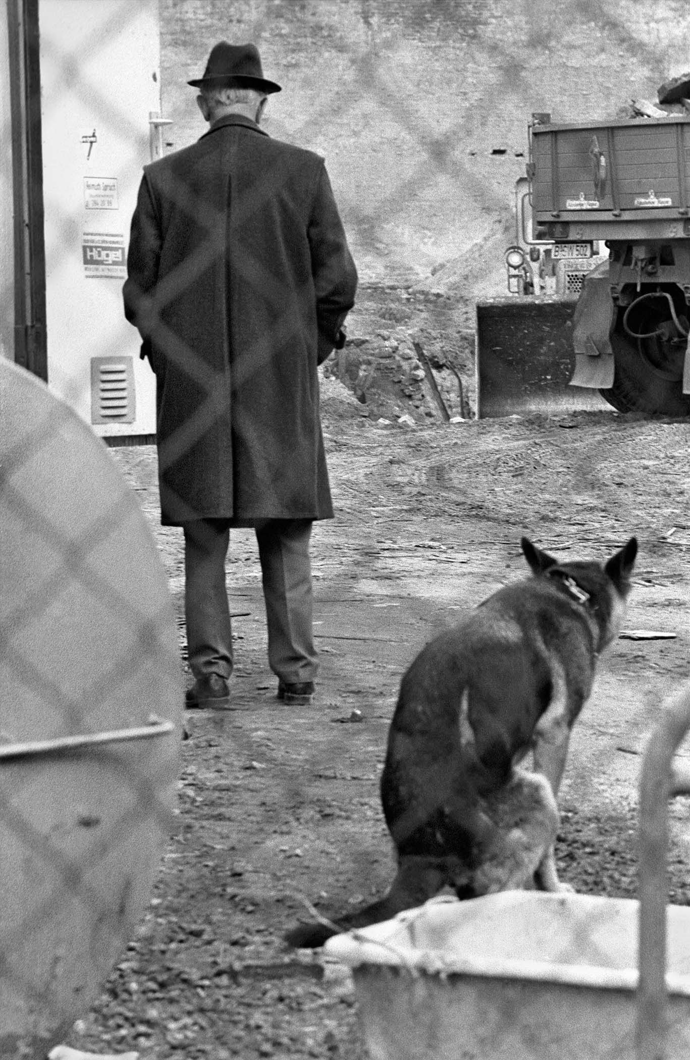 berlin3_22. Construction Site, West Berlin,1974