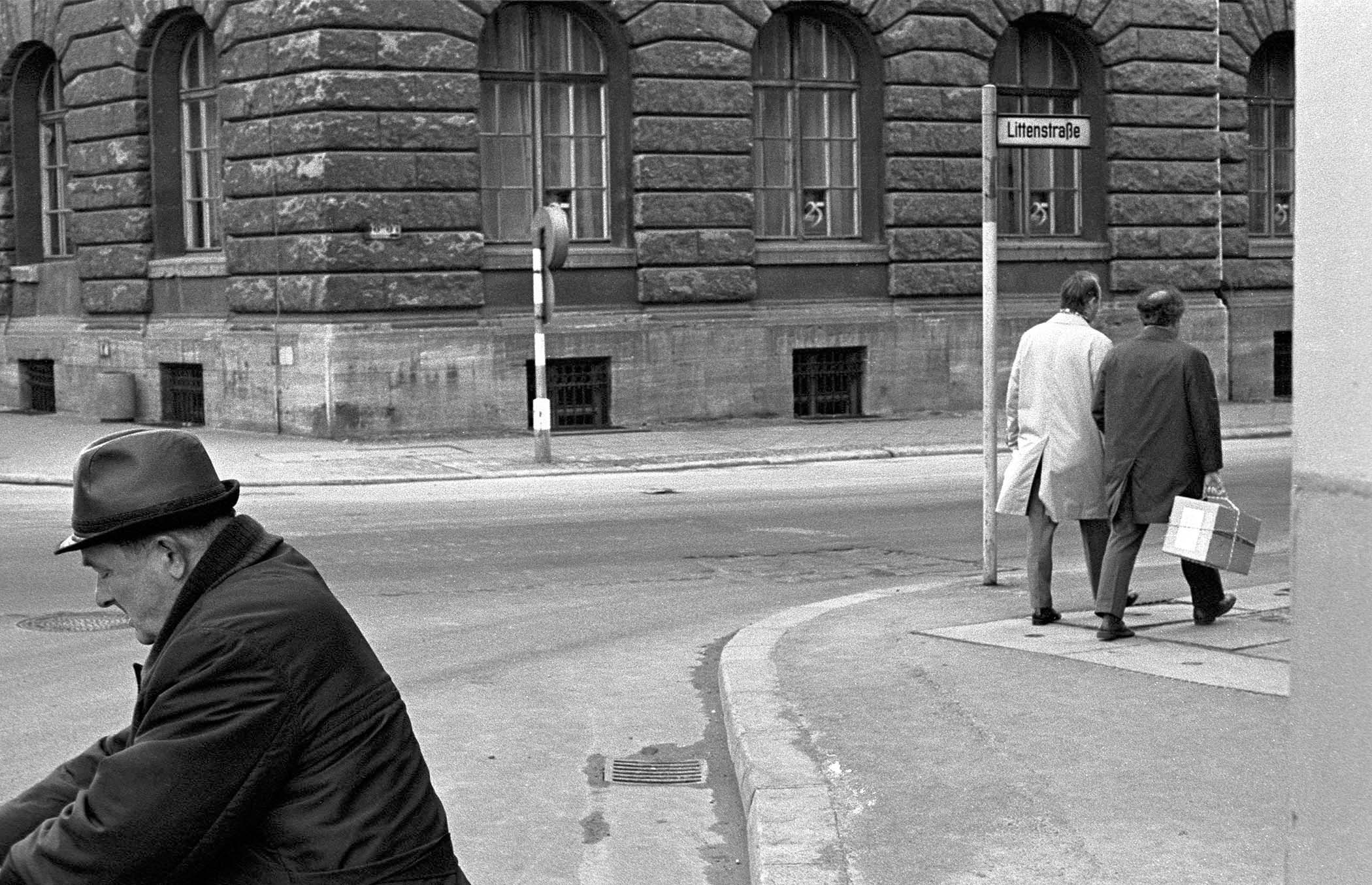 berlin3_23. Littenstrasse, East Berlin,1974